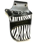 Zebra Design Holster